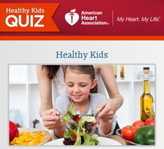 Healthy Eating Habits Start at Home - American Heart Association | Heath and Physical Education | Scoop.it