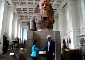 Col.leccions del British Museum de Londres passaran per Tarragona | LVDVS CHIRONIS 3.0 | Scoop.it