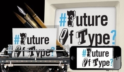 What is the future of typography? - Design Week | art deco and bauhaus | Scoop.it