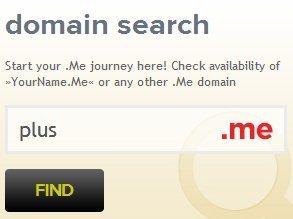 Google compra el dominio plus.me | Google+, Pinterest, Facebook, Twitter y mas ;) | Scoop.it