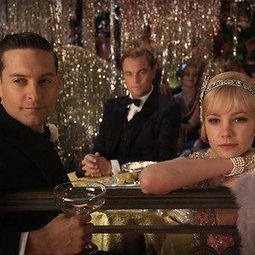 How Stars Are Channeling The Great Gatsby Style | Fine Tuned Fashion | Scoop.it