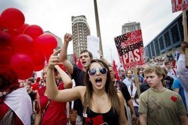 Grève étudiante: le vote quia donné le ton   Conflit étudiant   Archivance - Miscellanées   Scoop.it