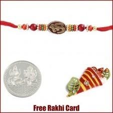 Om Beads Rakhi - Send Rakhi to UK   Rakhi Gifts to India, USA, UK, Canada, Australia   Scoop.it