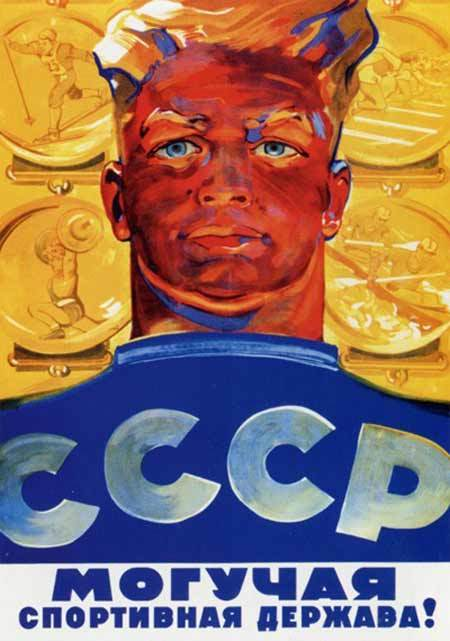 Soviet Propaganda | Soviet Union--The Boys of Winter | Scoop.it