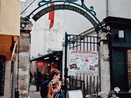 Petit tour au Marché des Enfants Rouges | Pravda | Scoop.it