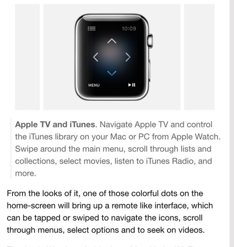 Airlines Embrace Apple Watch With Upcoming Apps | The Perfect Storm Team Mobile | Scoop.it