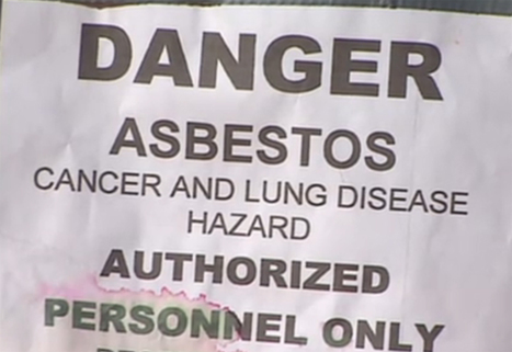 "Canadian NEWS: ""Lobby groups call for registry of buildings containing asbestos"" 