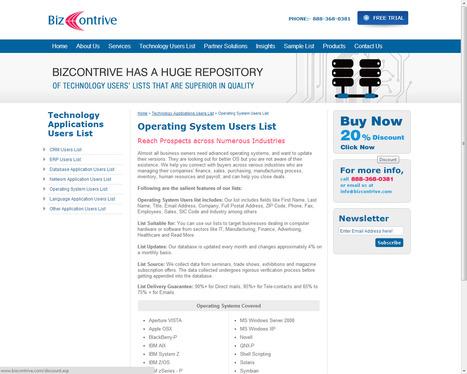 Operating system vendors List | Bizcontrive | Scoop.it