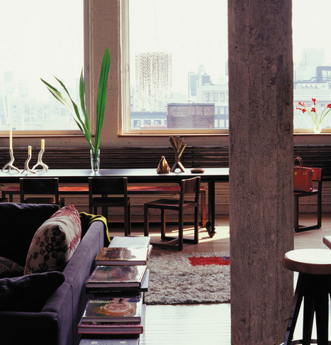 Inside job: Glimpses at trend-setters' interior design techniques - New York Post | MyCoop General | Scoop.it