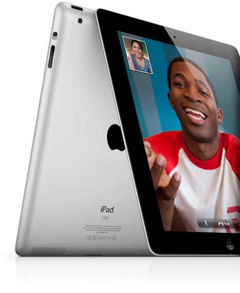 Report: iPhone 5 and iPad 3 arriving in October   Apple Rocks!   Scoop.it