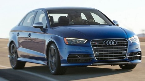 2015 Audi S3 Sedan Review, Specs & Specs | otoDriving | otoDriving - Future Cars | Scoop.it