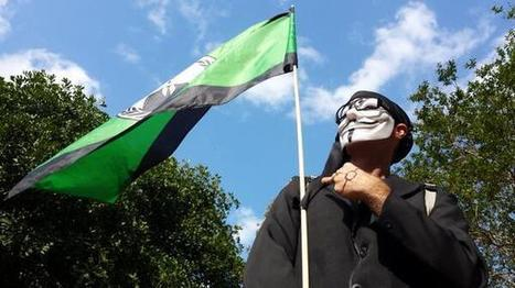 Twitter.com/aHawwa: #Anonymous protest in Brisbane. ... | AnonGhost Team | Scoop.it