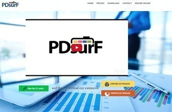 PDsurF - Herramienta que nos ofrece una gran cantidad de utilidades para nuestros documentos PDF | Lenguaticadas | Scoop.it