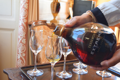 150 Year Old Cognac? Say Oui to Tesseron Extreme | The Cognac and its vineyards | Scoop.it