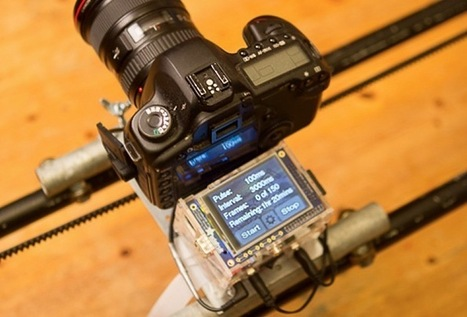 Raspberry Pi Touchscreen Timelapse Camera Controller (video) | Raspberry Pi | Scoop.it