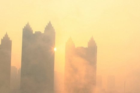 Even the Weather Can't Escape China's Censors | Sustain Our Earth | Scoop.it