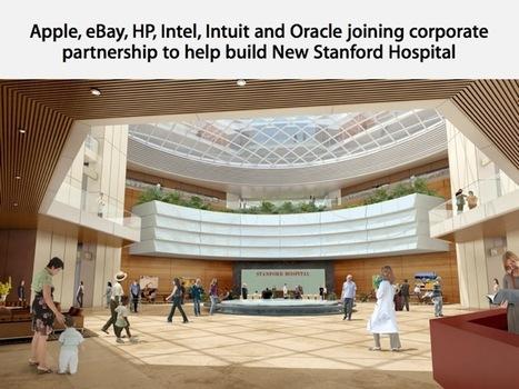 La Silicon Valley imagine l'hôpital du futur | Healthcare Innovation | Scoop.it
