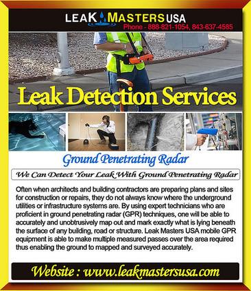 Underground Location Services   Leak Masters USA   Scoop.it