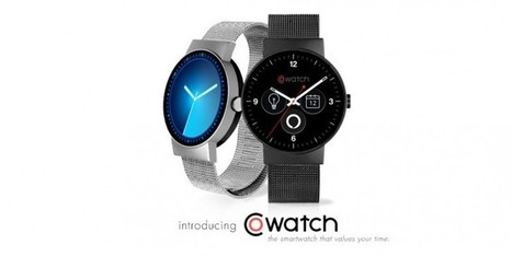 Cowatch : la première smartwatch avec commandes vocales Alexa | AllMyTech | Scoop.it