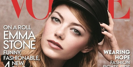 Watch What You Write, Because Emma Stone Googles Herself | Shopping News | Scoop.it