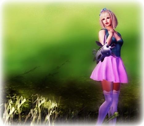 Paper Dolls: Lil Miss.   亗 Second Life Freebies Addiction & More 亗   Scoop.it