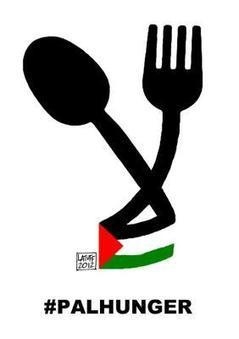 Palestinian prisoners pledge solidarity with California prisoners on hunger strike!   SocialAction2014   Scoop.it