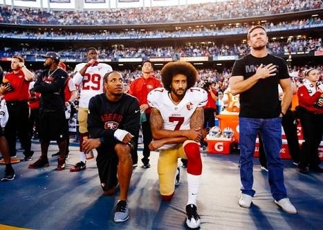 Colin Kaepernick's Critics Called Him an Idiot. Who's the Idiot Now? | Social Studies 30 | Scoop.it
