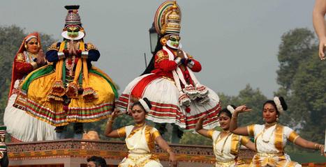 Folk dances and music of kerala | Kerala Backwater India | Scoop.it