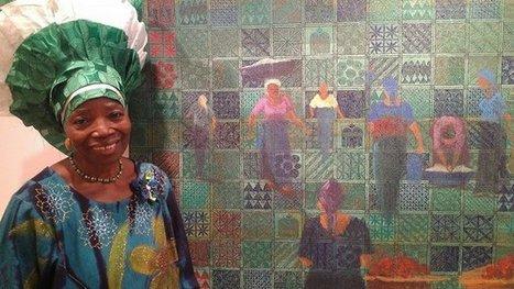 AUDIO: Artistic revival of Yoruba batiks | BBC News | Kiosque du monde : Afrique | Scoop.it