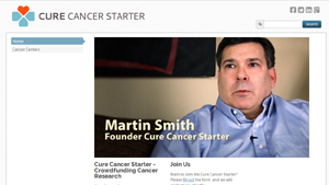 Cure Cancer Starter Landing Page and Video Is LIVE | Personal Branding Using Scoopit | Scoop.it