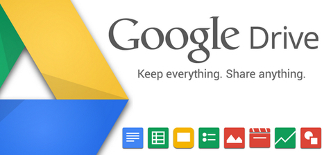 Why Google Drive is the Perfect Tool for Online... | Teaching and Learning Online Module - | Scoop.it