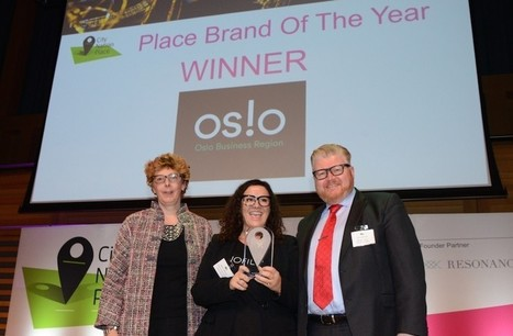 """Oslo wins """"Place Brand of the Year"""" 