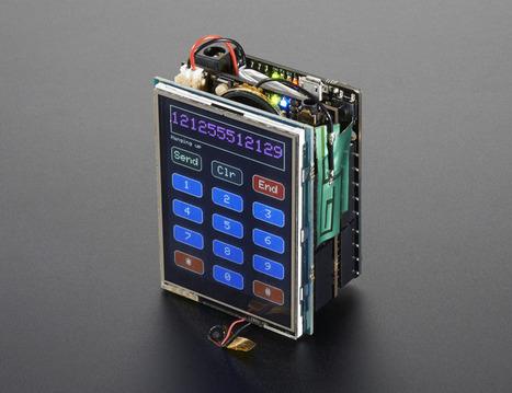 Construye tu propio teléfono móvil con Arduino | tecno4 | Scoop.it