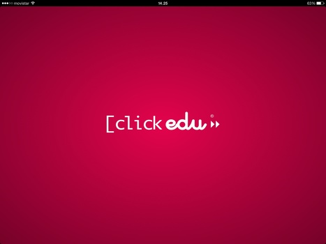 ClickEdu ara amb app per iPad | iPad classroom | Scoop.it