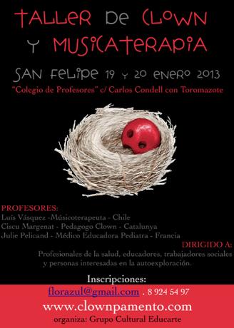 CLOWNPAMENTO | (Todo) Pedagogía y Educación Social | Scoop.it