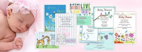 Best Tips For Making Your Own Baby Shower Invitations | Ready Made Celebration Templates | Scoop.it