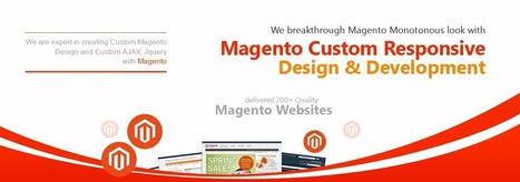 Magento Website Optimization, Magento Speed and Performance Optimizaion, Reduce Magento Loading Time | Parsys Media | Services we offer in Mumbai | Scoop.it