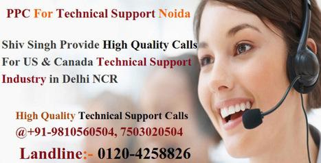 PPC Expert in Noida - 7503020504 | PPC for Tech Support 7503020504 | Scoop.it