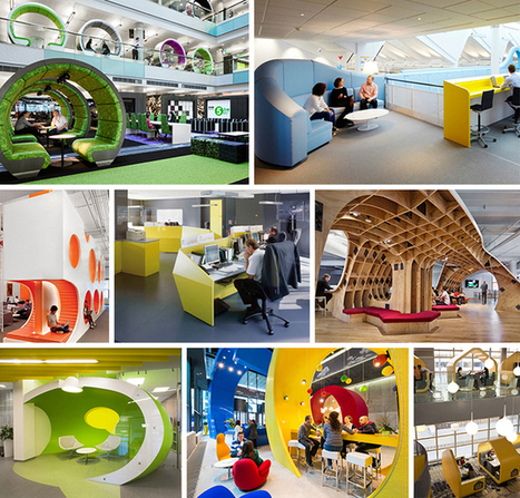 2015 Office & Furniture Trends | Office Environments Of The Future | Scoop.it