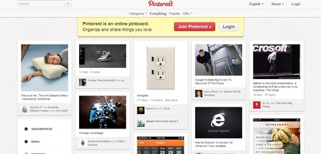 Present A Different Internet Marketing Image With Pinterest | Business 2 Community | Pinterest | Scoop.it