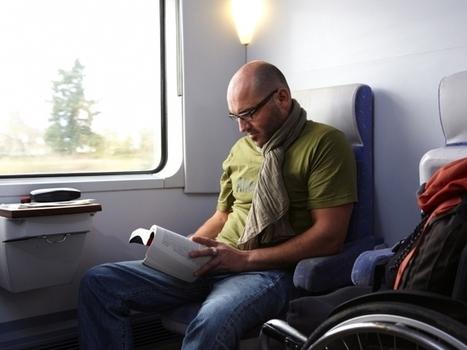 Gares accessibles SNCF : La question de l'accessibilité des gares et des trains pour les voyageurs handicapés est au coeur des préoccupations de SNCF | SNCF | Les actus de Cyril | Scoop.it