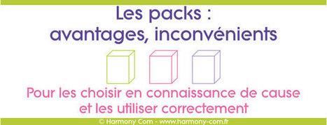 La mode des offres en «packs» : avantages et inconvénients pour une TPE | Devenir Auto-entrepreneur | Scoop.it