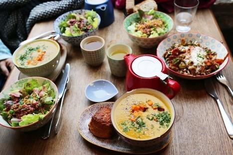 Soul Kitchen - la feel good cantine de la Butte Montmartre - Parisianavores | miam! | Scoop.it