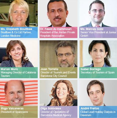 Save the date: Healthcare & Tourism Summit 2015 | Asociación Nacional de Balnearios | Historic Thermal Cities Villes Thermales Historiques | Scoop.it
