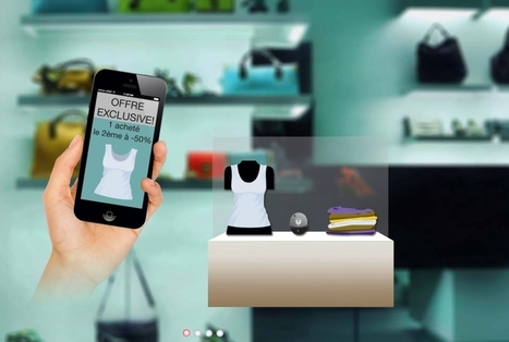 Ubudu permet de communiquer in store avec ses clients | The trends of M-commerce | Scoop.it