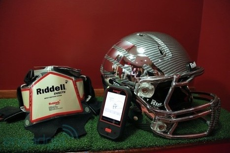 Football concussions could be reduced, if Riddell's InSite system goes into play   Concussions   Scoop.it
