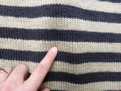 Jo sews: Knitting a cardigan is like having a baby   Handmade   Scoop.it