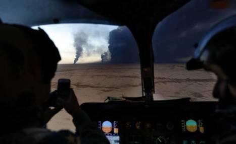 Dans l'ombre de la coalition, l'aviation irakienne mobilisée contre l'EI | About Geopolitics | Scoop.it