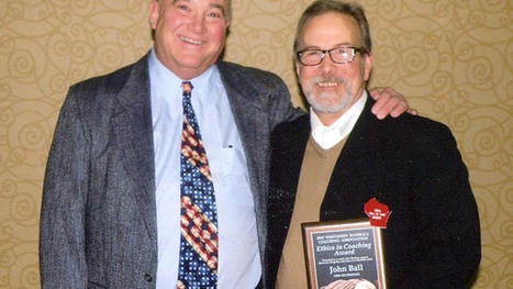 John Ball receives state honor for his coaching ethics - Richmond-News | Coaching Ethics CrainJ | Scoop.it