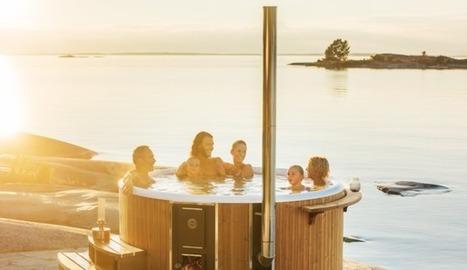 Hot tubs et spas : quel bain nordique choisir ?   Les plus beaux spas du monde   Scoop.it